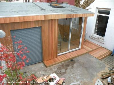 One Grand Designs Shed - Dominic Jones