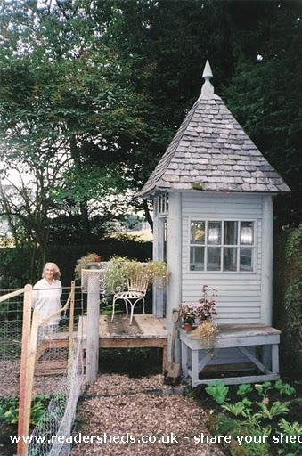 'French' Summerhouse - Peter McLaren