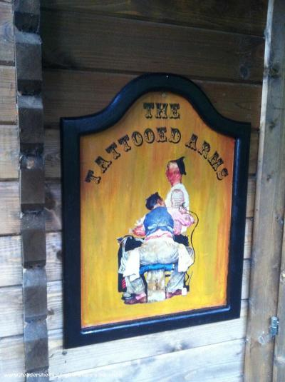 THE TATTOOED ARMS - DAVE T