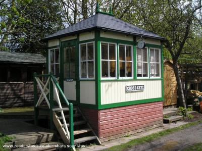 Cross Keys Signal Box - John Dukes