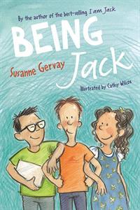 being jack susanne gervay