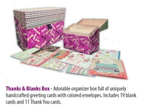 cards for a cause thanks and blanks