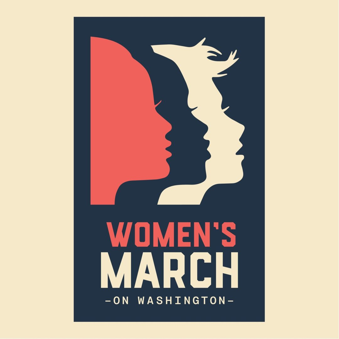 women's march on washington | how to get involved | reading my tea leaves