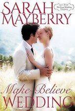 make-believe wedding by sarah mayberry