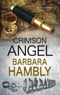 crimson angel by barbara hambly