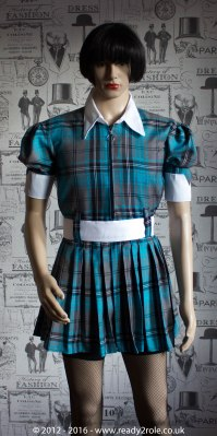 Sissy Adult School Dress