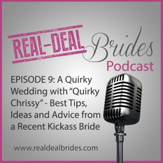 RDB009: A Quirky Wedding with Quirky Chrissy