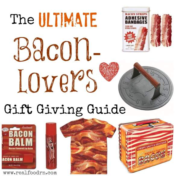Bacon Lover Gift Guide 1024x1024 Gift Ideas for the Bacon Lover