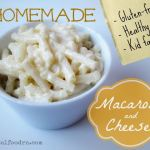 homemade macaroni and cheese 150x150 Baked Sweet Potato Tots (gluten free)