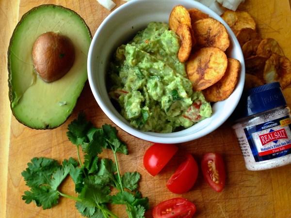 Secret Recipe Guacamole - Real Food with Dana