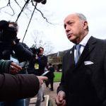 Démission du ministre français des Affaires étrangères