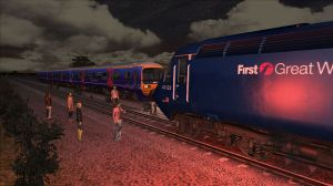 trains vs zombie