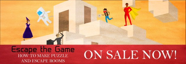 escape the game sale banner