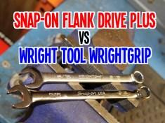 WRIGHT VS SNAP ON