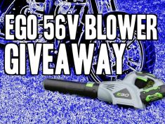 blower giveaway