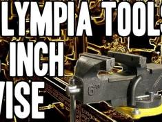 Olympia 6 inch Vise