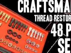 craftsman 40 PC set