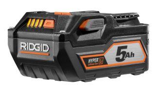 ridgid new battery