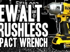 Dewalt Brushless DCF899 Impact Wrench