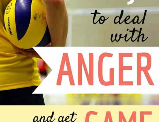 5 Ways to deal with anger and get back in the game. Scripture Strategies for forming a winning anger game-plan and responding in godly wisdom.