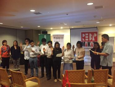Ayala Land Inc. hosted REBAP Makati Monthly Meeting at Philippine Stock Exchange Plaza Ayala Avenue Makati last June 29, 2016.