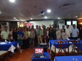 "Last July 27, 2016, REBAP Makati Membership Meeting MMM held at Elk's Club Corinthian Plaza Makati City. Guest speaker Mr. Charlie Goyareb, CREBA National President discussed CREBA 5 Point Agenda with the theme: ""Home for every Filipino""."