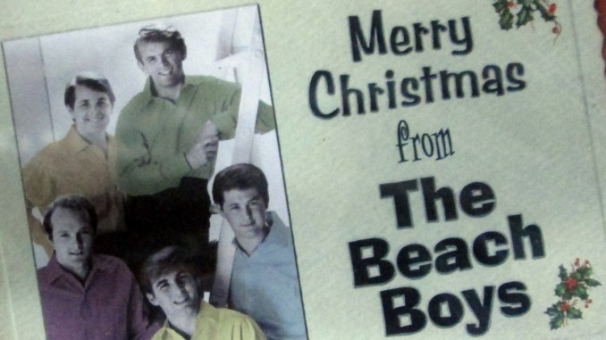 christmasalbumcover1 - Beach Boys Christmas