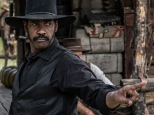 Denzel Washington as Sam Chisolm