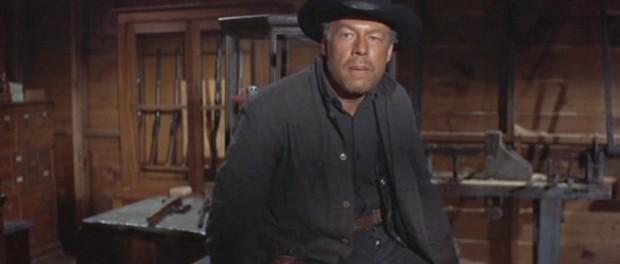 Kennedy in The Sons of Katie Elder (1965).