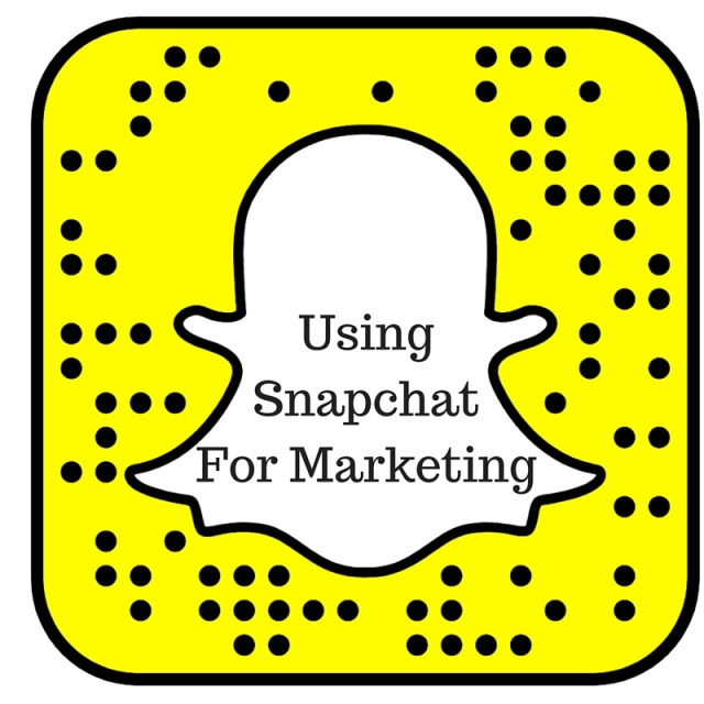 Using Snapchat For Marketing