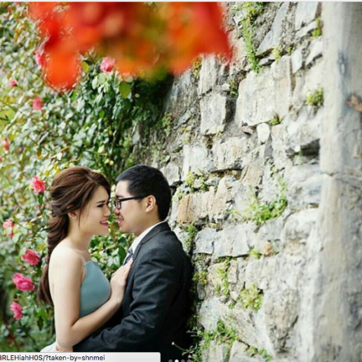 Pre Wedding Olivia & Dion Photography William Lee @Axioo