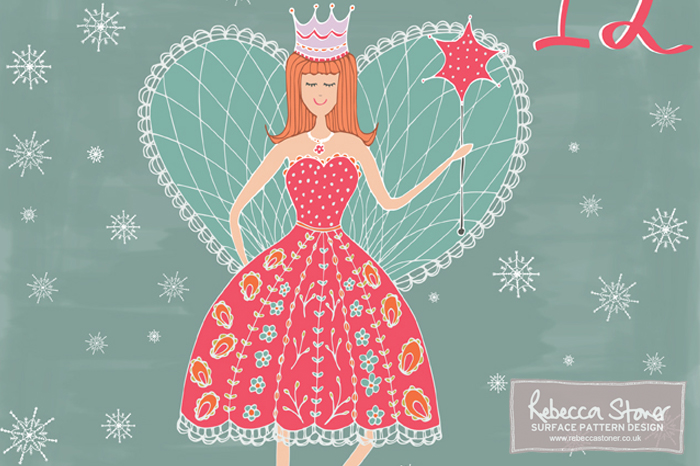 Advent Challenge 12 - Blog Post - Rebecca Stoner