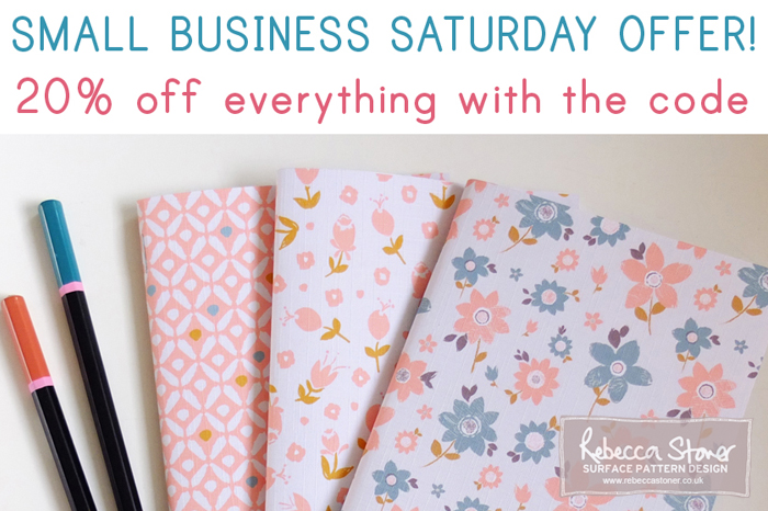 Small Business Saturday - Blog Post - Rebecca Stoner