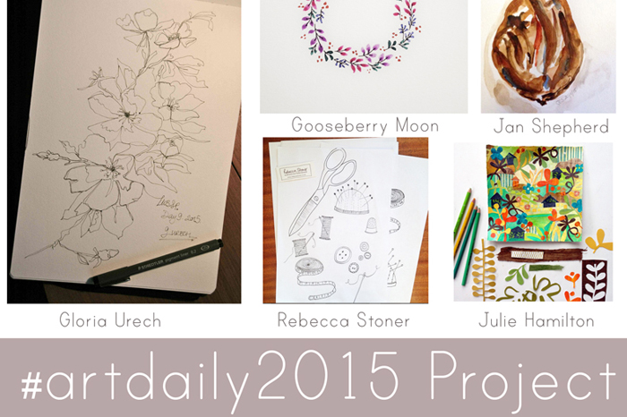 Art Daily Group Project Blog Post by Rebecca Stoner