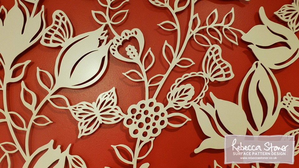Laser Cut Panels_4 by Rebecca Stoner