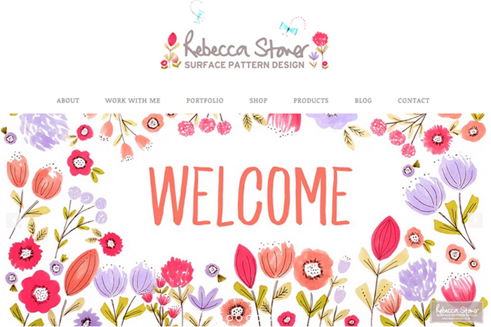 Rebecca Stoner Surface Pattern Design_Blog