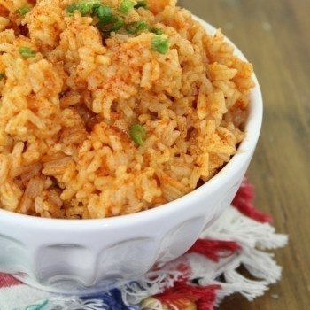 Instant Pot Paprika Rice