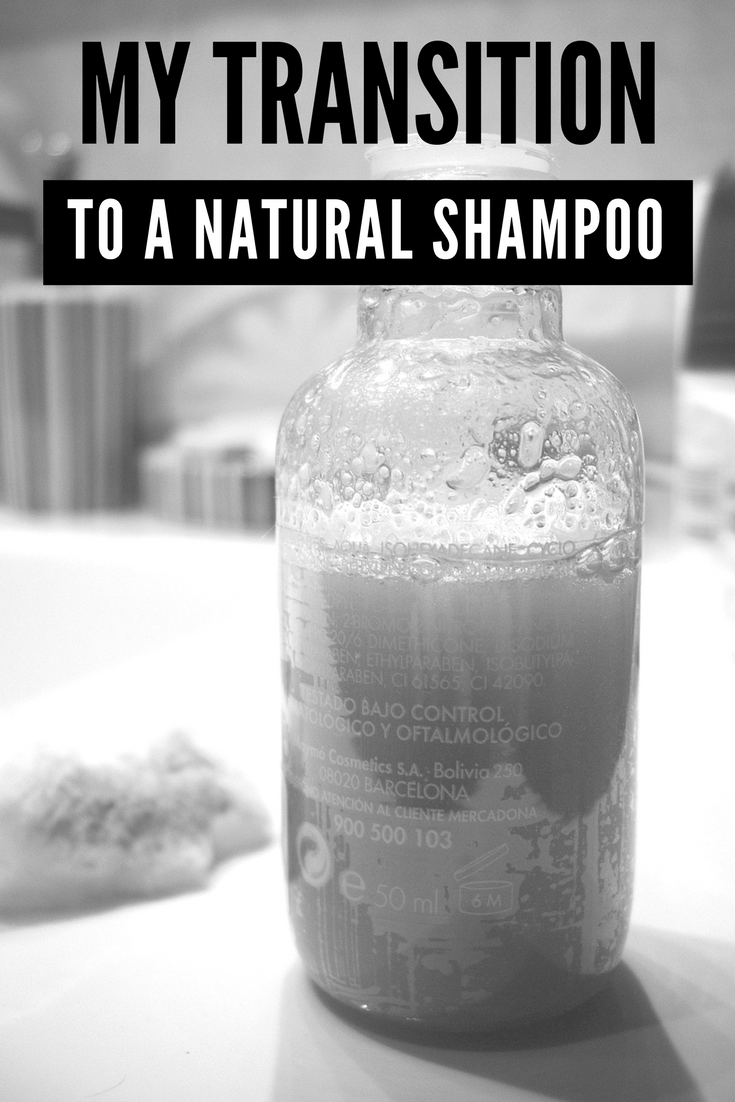 Switching to a natural shampoo is hard - nobody wants greasy, stinky, icky hair - however, we are looking for a natural shampoo free of toxic ingredients that is safe for our body. I documented my journey to a natural shampoo and share the recipe that works well for me.