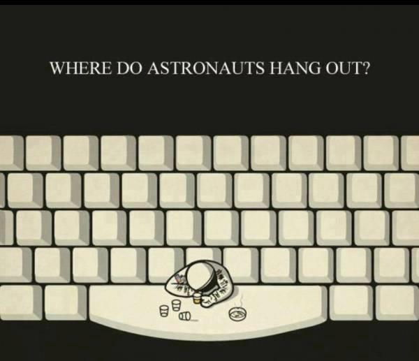Drunken Astronaut
