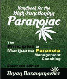 marijuana -paranoia