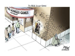 Detroit hunger games