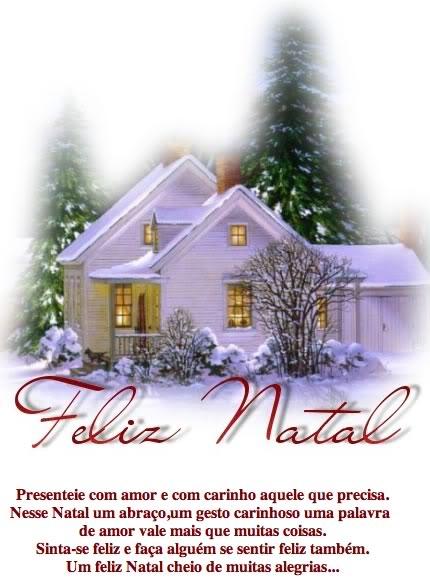 Recado Facebook Feliz Natal – Mensagem de Natal