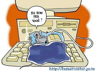 Recado Facebook Mouse