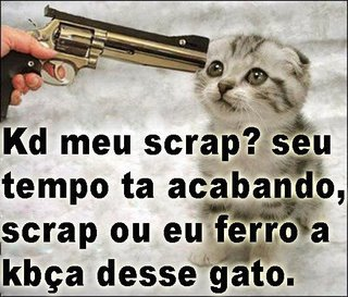Recado Facebook Kd meu scrap?