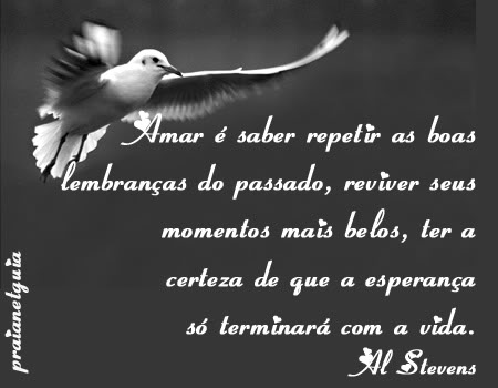 Recado Facebook Amar – Al Stevens