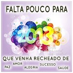 Recado Facebook Falta pouco para 2013!