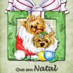 Recado Facebook Natal cheio de AMOR!