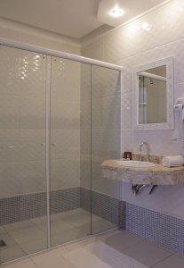 Banheiro - suite 1