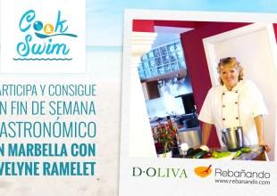 Concurso Cook & Swim   Participa con tu receta más veraniega y gana un fin de semana en Marbella