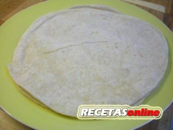 Tortillas de trigo - Recetas de cocina RECETASonline